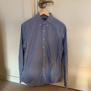 Ralph Lauren's men's button down size medium
